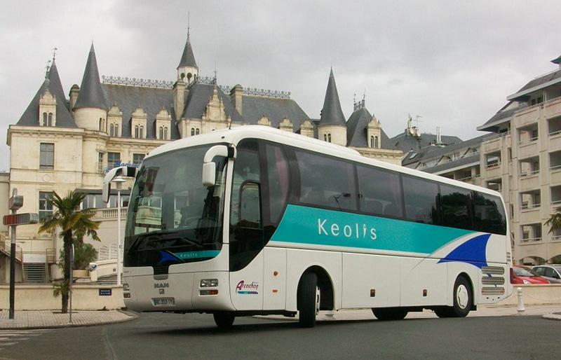 Autobus d'Arcachon